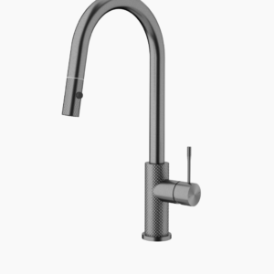 NERO Opal Pull Out Sink Mixer – Graphite