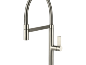 Emporio Pull Out Kitchen Mixer – Brushed-nickel