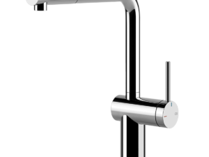 Inedito Pull Out Kitchen Mixer – Chrome