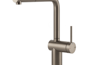 Inedito Pull Out Kitchen Mixer – Brushed-nickel