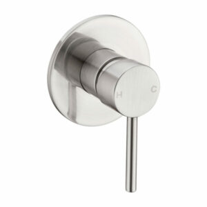 Brushed Nickel DOLCE SHOWER MIXER BN