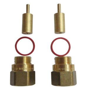 Meir 25mm Wall Tap Spindle Extender