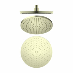 Brushed Gold OPAL AIR SHOWER HEAD